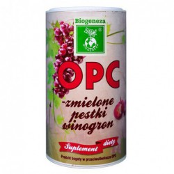 OPC - zmielone pestki...